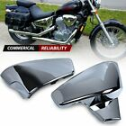Chrome Battery Side Fairing Cover for Honda Shadow VLX 600 VT600CD Deluxe 99-07