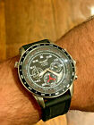 Aviator F Series AVW7770G59 44mm Chronograph Quartz 100m Mens Waterproof Watch