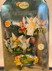 Disney Tinker Bell Fairies Porcelain Doll Keepsake Collectible New in Box