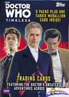2016 Topps Doctor Who Timeless EXCLUSIVE Factory Sealed Blaster Box-MEDALLION