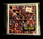 1995 GRAND FUNK RAILROAD CAUGHT IN ACT SEALED CD NO SCRAPES OR HOLES MARK FARNER