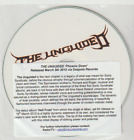 The Unguided 'Phoenix Down' 1 Track PROMO CD (2012)
