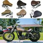 Motorcycle Leather Solo Seat Spring Bracket For Suzuki S40 GN250 VZ400 Bobber US