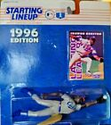 Shawon Dunston - Kenner Starting Lineup MLB 1996 Figure & Card - Cubs * FREE S/H