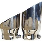 T5111 MBRP Set of 2 Exhaust Muffler Tail Tips Pipes New for F250 Truck Dual Pair