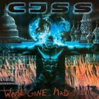 CJSS: WORLD GONE MAD (DELUXE EDITION) (CD *PRE-ORDER*.)