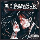 Three Cheers for Sweet Revenge (CD) by My Chemical Romance PA Explicit Seale AOB