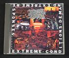 Brutal Truth - Extreme Conditions Demand Responses CD  Relativity / Earache