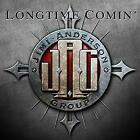 Jimi Anderson Group - Longtime Comin' - ID3z - CD - New