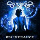 Cryonic Temple - Deliverance - ID72z - CD - New