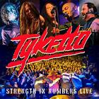 TYKETTO - STRENGTH IN NUMBERS - ID72z - CD - New