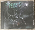 NOVEMBERS DOOM - APHOTIC {CD} (2011 The End Records) -USA- DEATH / HEAVY METAL