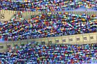 Opaque All Mixed Up Colors 11 0 Glass Seed Beads Craft Jewelry Making Hank