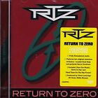 RTZ - Self Titled - Return to Zero - Rock Candy Remastered Edition CD