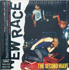 NEW RACE-THE SECOND WAVE-JAPAN MINI LP CD F30