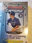 2013 bowman chrome hobby box Factory sealed