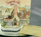 THE Chandlery- David Winter Cottages - 1993 Le cadeau Seaport Village Nice