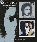 Andy Fraser Andy Fraser Band/In Your Eyes 2on1 CD NEW SEALED Remastered Free