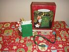 Hallmark 1997 Chris Mouse Luminaria Lighted 13th In Series Ornament