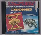 Heroes/Commodores CD The Comodores Lionel Richie