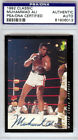 Muhammad Ali Boxing Cards and Autographed Memorabilia Guide 54