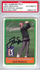 Jack Nicklaus Cards and Autograph Memorabilia Guide 38