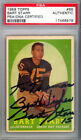 Bart Starr Football Cards, Rookie Card and Autograph Memorabilia Guide 58