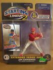Jim Edmonds Starting Lineup 2001 St. Louis cardinals extended series