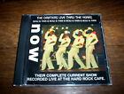 THE DRIFTERS ( NOW / THEN ) 2 CD set AUTOGRAPHED complete live show HARD ROCK NM