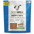 Dogswell 100 Meaty Soft Treats for Dogs Made in the USA with Glucosamine C