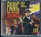 Les Baxter PANIC IN YEAR ZERO Limited Edition OOP SOUNDTRACK La-La Land SEALED