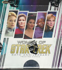 The Women of Star Trek 50th ANNV - 1 (One) Factory Sealed Trading Card Box