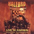 Halford - Live In Anaheim  Ori - ID23z - CD - New
