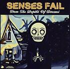 SENSES FAIL - FROM THE DEPTHS OF D - ID4z - CD - New
