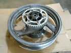Yamaha Seca 600 11 2 XJ 600 1994 94 rear rim wheel brake disc rotor sprocket 18