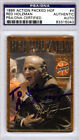 Undervalued Sports Card Sets: 1995 Action Packed Hall of Fame Basketball Autographs 5