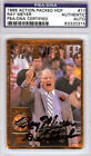Undervalued Sports Card Sets: 1995 Action Packed Hall of Fame Basketball Autographs 9