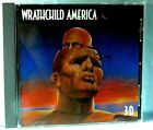 1991 Thrash Metal CD: Wrathchild America - 3-D - Atlantic OOP Metal CD