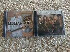 Lillian Axe : Out of the Darkness Into the Light and Poetic Justice lot of 2 CD