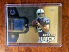 Andrew Luck Signs Exclusive Autographed Memorabilia Deal with Panini 7