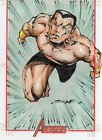 Marvel Greatest Heroes 2012 - Color Sketch Card by Jim Kyle - Namor