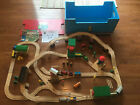 Learning Curve Thomas the Train Wooden Railway Lift & Load Play Set, Storage Box