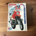 TAMIYA 1/12 BMW R80 G/S '85 PARIS-DAKAR RALLY WINNER MOTORCYCLE MODEL KIT SEALED