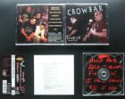 CROWBAR Live +1 1994 JAPAN CD w/OBI BVCP-9204 DOWN KINGDOM OF SORROW PANTERA COC