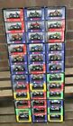 NEWRAY MINI DIE CAST WITH PLASTIC DIRT BIKES RACING BIKES WITH DISPLAY LOT 132