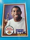 1990 Magic Johnson Starting Lineup Card Only