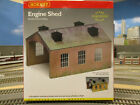 Hornby R 8004 Engine Shed Kit USA FREE SHIPPING