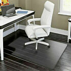 48 x 36 PVC Home Office Desk Chair Mat for Carpet Hard Wood Floor Protector US