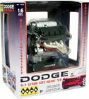 HAWK 11070 1/6 Scale Dodge Hemi 6.1 Liter Engine Kit #LIN11070