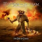 FLOTSAM AND JETSAM The End Of Chaos Free Shipping with Tracking# New from Japan